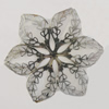 Iron Cabochons. Fashion Jewelry Findings. Lead-free. 64mm Sold by Bag