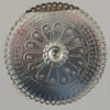 Iron Cabochons. Fashion Jewelry Findings. Lead-free. 55mm Sold by Bag