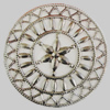 Iron Cabochons. Fashion Jewelry Findings. Lead-free. 47mm Sold by Bag