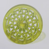 Transparent Acrylic Connector. Fashion Jewelry Findings. 50mm Sold by Bag