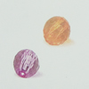Transparent Acrylic Beads. Fashion Jewelry Findings. 6mm Sold by Bag