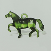 Transparent Acrylic Pendant. Fashion Jewelry Findings. Animal 38x27mm Sold by Bag