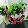 ZincAlloyEnamelConnector,Fashionjewelryfindings137mm,SoldbyBag