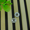 Spacer beads, FashionZincAlloy jewelry findings, 8mm,Holesize:2mm. Sold by bag