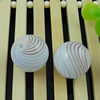 Lampwork Blown Vessels Beads,20mm, Sold by Bag