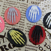 Cameos, Resin Beads, A Grade, Fashion Jewelry findings, 30x40mm, Sold by PC
