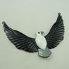 ZincAlloyEnamelConnector. Fashion Zinc Alloy Jewelry Findings. Animal 95x115mm. Sold by PC