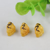 Flat Back Resin Bread Cookies Cabochons Jewelry Fit Mobile Phone Hairpin Headwear Yearning DIY Accessories 14x8mm