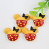 Flat Back Resin Cute Cookies Cabochons Jewelry Fit Mobile Phone Hairpin Headwear Yearning DIY Accessories 28x24mm