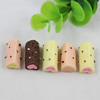 Back Resin Cookies Cabochons Jewelry Fit Mobile Phone Hairpin Headwear Yearning DIY Accessories 20x10mm