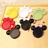 ResinCabochonSettings,Mixedcolor,FashionJewelryfindings,31x39mmInnerdia:25mm,SoldbyPC