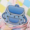 WoodenCabochonsBaby SchoolbagForBarrette/DecorationJewelryDIY-Accessories39x34mm SoldbyBag