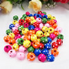Wholesale Mixed Wood Beads Lead-free Round Wooden Beads For DIY jewelry Finding 9x10mm Hole:3mm Sold by PC