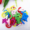 Wooden Pendant, Fashion DIY-accessories Mixed color 30mm, Sold by PC